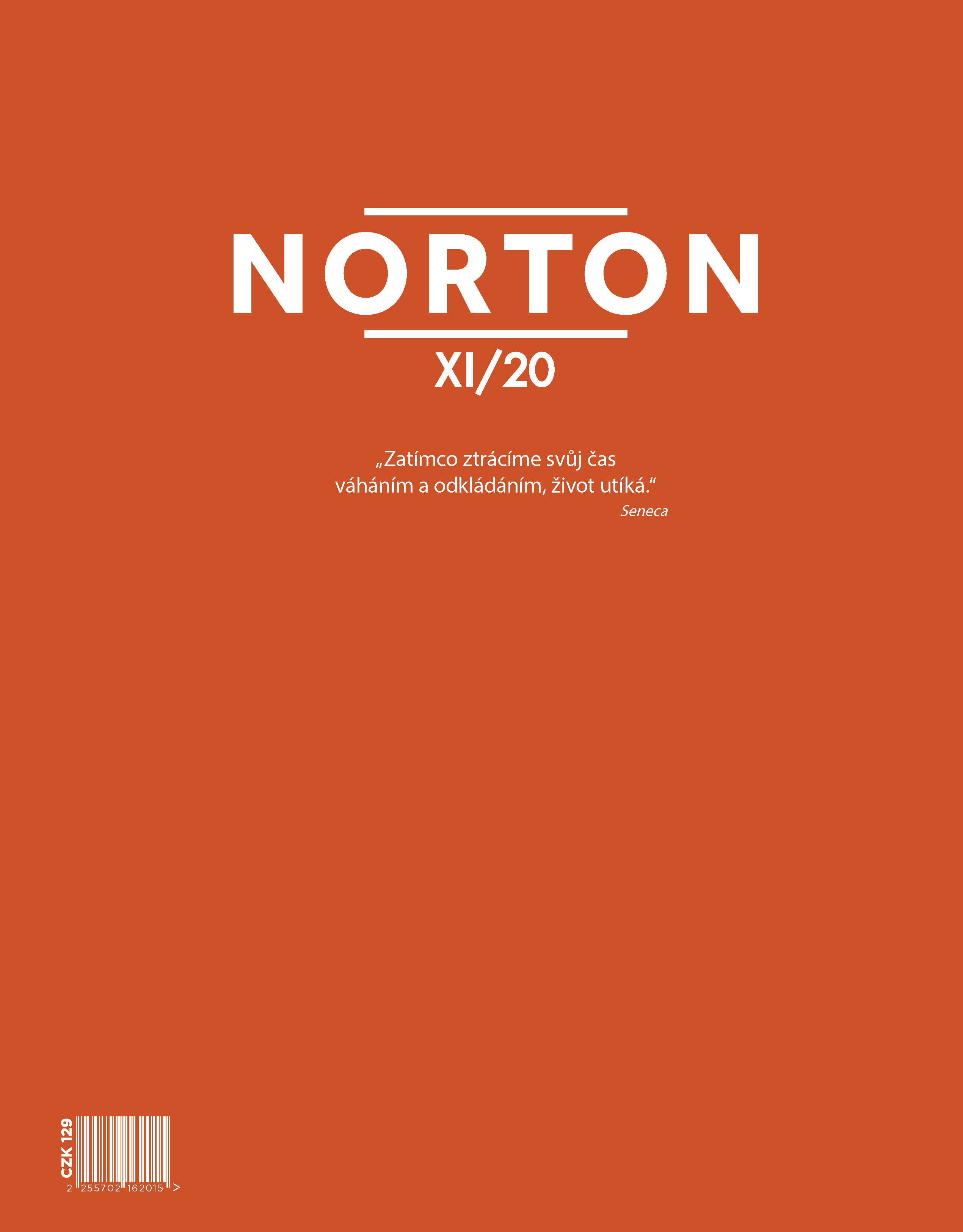 Magazine NORTON - 1