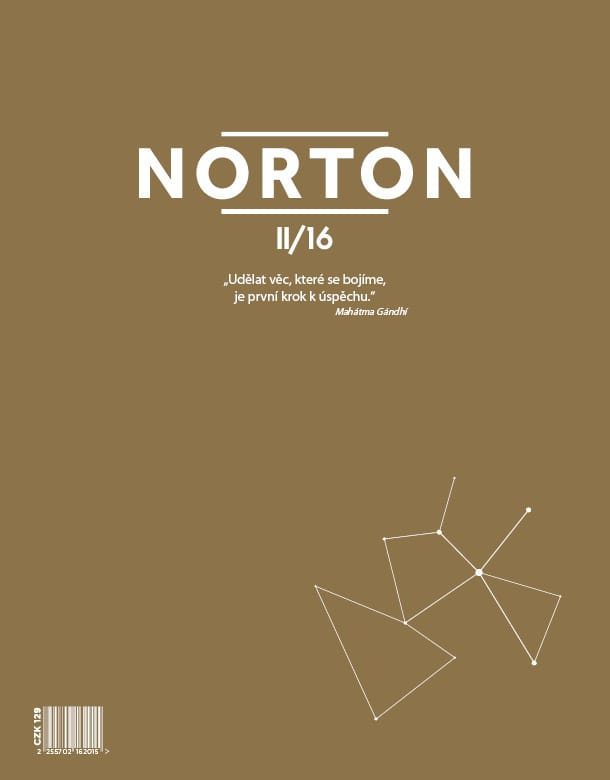 Magazine NORTON - 10