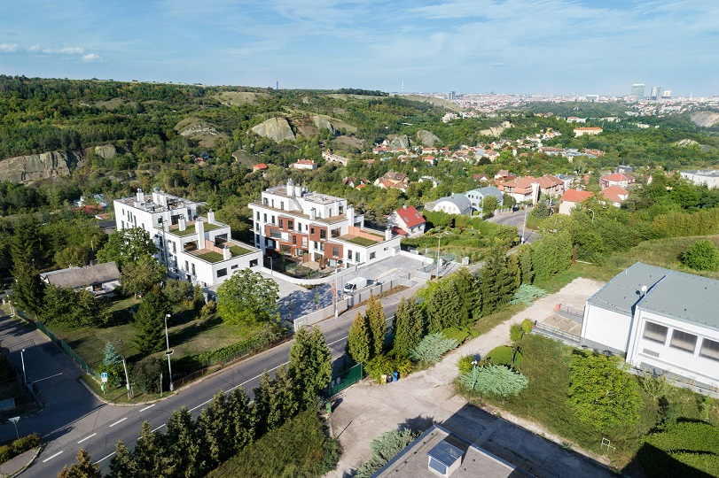 Panorama Hlubocepy, apartment 5+kk for sale