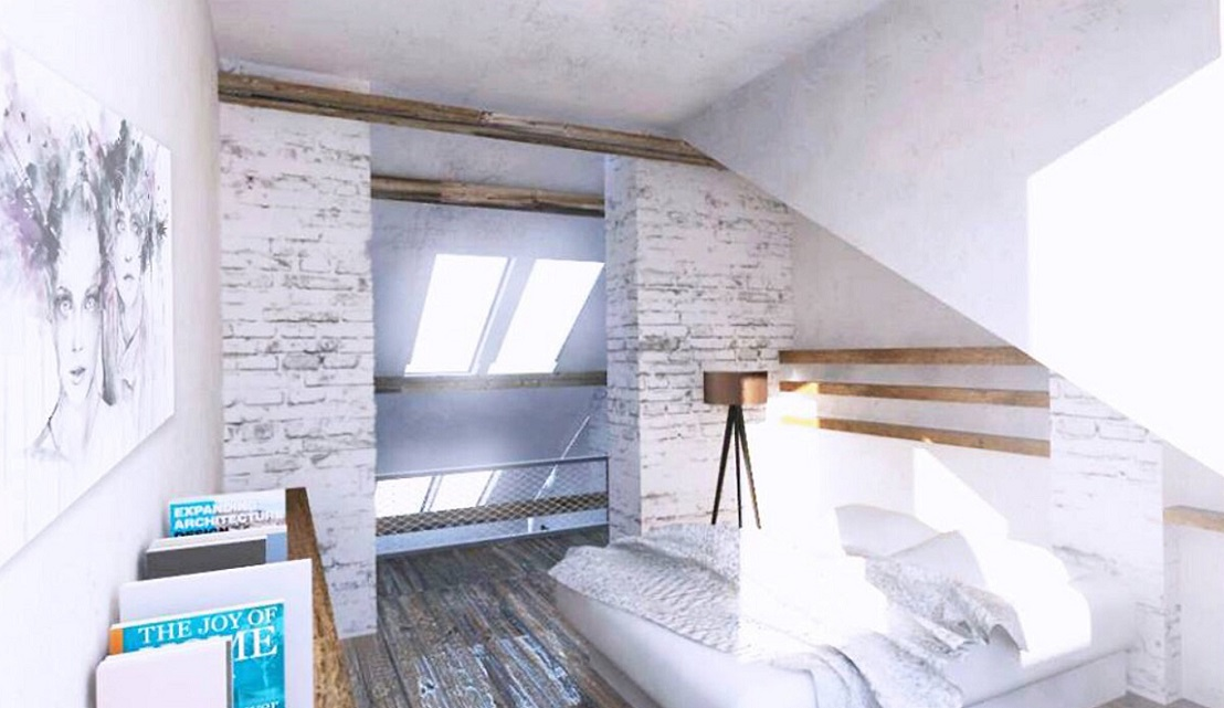 Attic space suitable for reconstruction - detail_6